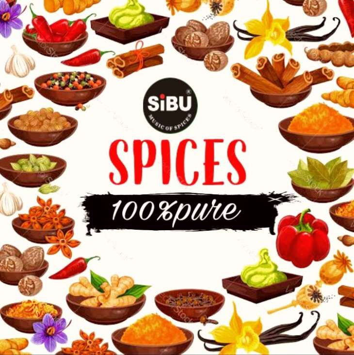 Pure & Healthy Spices