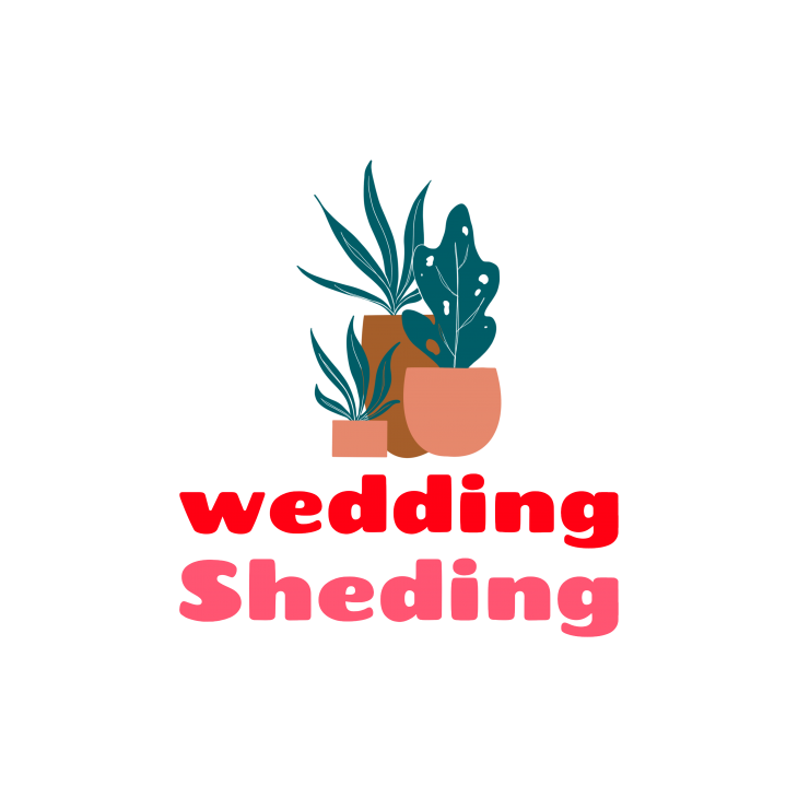 wedding sheding