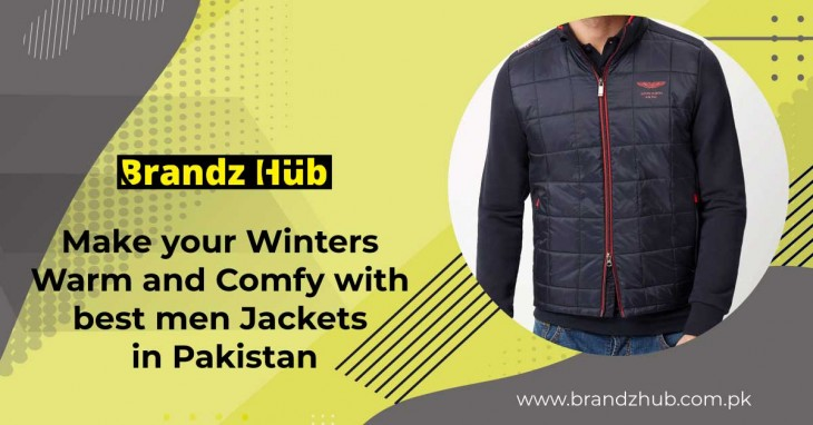 Best Men Jackets in Pakistan