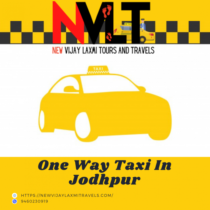 One Way Taxi In Jodhpur