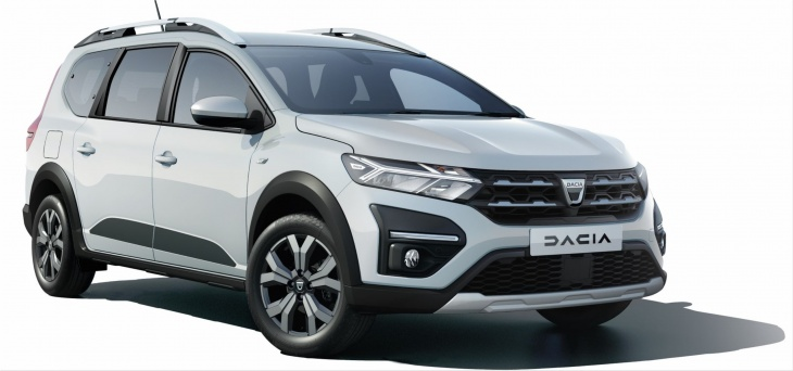 The new Dacia Jogger replaces the Logan MCV and Dacia Lodgy