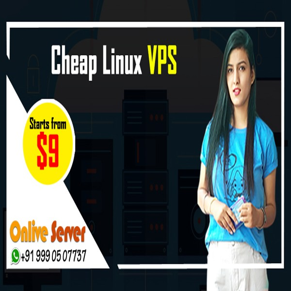 Cheap Linux VPS Server Hosting in UK