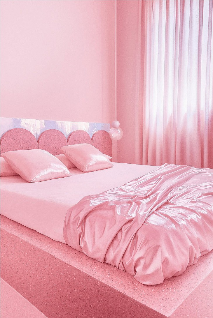 Pink Rental Apartment