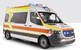 Mercedes-Benz Sprinter Ambulance - Sprinter Aricar Life III