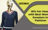Best Women sweaters in Pakistan