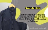 Men's shirts online shopping in Pakistan