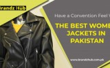 Best Women Jackets in Pakistan.